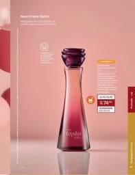 Perfume natura lançamento kriska delírio