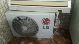 Central de ar condicionado da LG, 9 mil BTUs