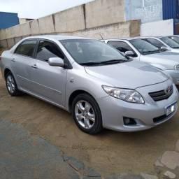 Toyota Corolla XLI 1.8 automatico novinho 2009/10
