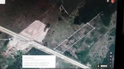 Area com 50.000m2, frente p/ BR-364, Distrito, Cuiabá-MT