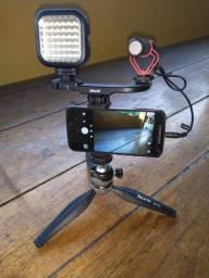 Kit Youtuber Vlogger para celular