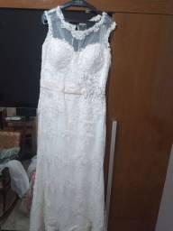Vestido de noiva - aceito ofertas