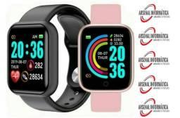 Relogio Inteligente Smartwatch D20 Bluetooth Monitor Saúde. PARCELAMOS ATÉ 12X S/ JUROS