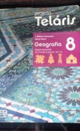 Livro didático 8° ano de geografia