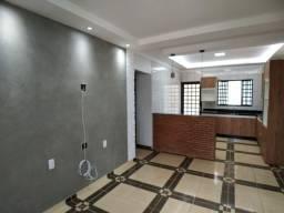 Casa no Caub 2 -Riacho fundo 2, com 2 quartos, cozinha com armários,luz em led