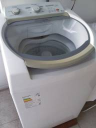 Máquina de Lavar Brastemp 9kg com Ciclo Tira Manchas e Enxágue Duplo 110v (Pouco uso)