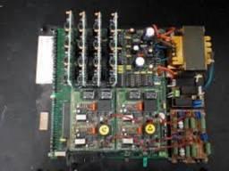 Placa principal Pabx 416 antiga intelbras