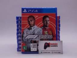 F1 2020 Play Station 4 Original Mídia Física Novo