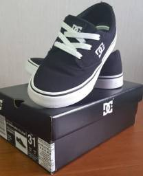 Tênis DC shoes infantil TAM. 31