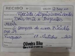 Vendo bicicleta GTA Aro 29 toda original GTS 1300 reais