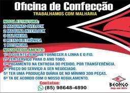 Oficina de Confecção ( Malharia )