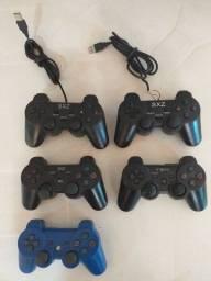 Controles para PlayStation para peças
