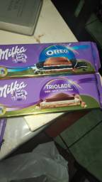 Chocolate Milka barra grande. 270 g/300g