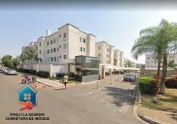 Apartamento 2 Quartos - 46,78 m2 - Jd. Nações Unidas - Londrina PR * Oportunidade !