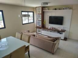 Apto Reformado e Projetado, 7°andar , 3 quartos(2 suites), no Resid. Campos do Cerrado