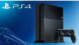 PS4 NOVO 1 TB