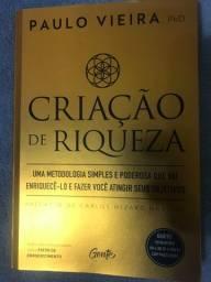 Livro criacao de riquezas - Paulo Vieira