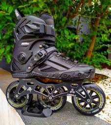 Patins 110mm 3 rodas