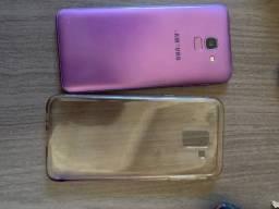 Samsung j6 32gb  novinho