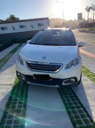 IMPECÁVEL! Peugeot 2008 Griffe 1.6 (Aut) (Flex)