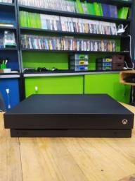 Venda ou Troca Xbox One X 1TB - Em até 10x Sem Juros