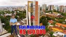 Flat Blue Tree Premium Manaus, Mobiliado, 14º Andar, Adrianópolis