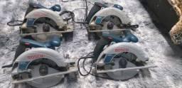 Serra circular Bosch Gks67 , 1600w, 220 volts