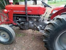 Trator Massey Ferguson 50x Raridade