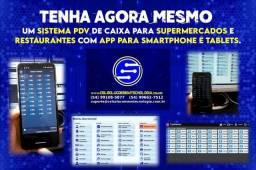 Sistema completo com app Mobile