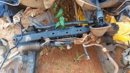 Agregado suspensão-motor do Renault Kangoo 1.6 8V