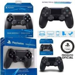 Controle joystick sem fio Sony Dualshock 4 Wireless Sem Fio