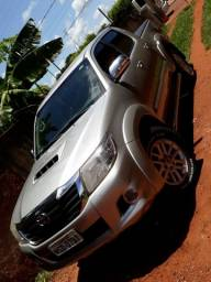 Hilux srv 3.0 a mais top da categoria
