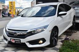 Honda civic 2019 2.0 16v flexone ex 4p cvt