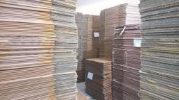 Caixas de papelão para mudança