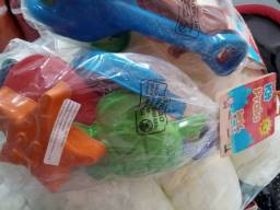 Brinquedo Kit Praia Forminhas