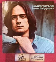 Título do anúncio: Disco de vinil James Taylor