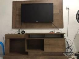 Rack  com painel de TV ?