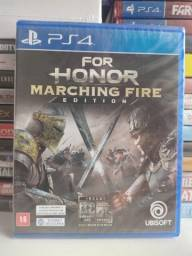 Jogo PS4 For Honor Marching Fire - Novo
