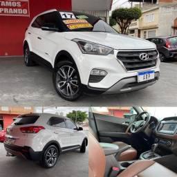 Hyundai Creta CRETA PRESTIGE 2.0 16V FLEX AUT. FLEX AUTOMÁT