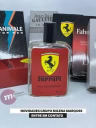 Perfumes de alta fixação