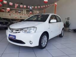 Toyota ETIOS XLS 1.5 Flex 16V 5p Mec. 2013 Flex