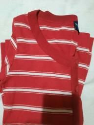 Cadaco vermelho com branco