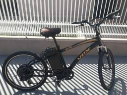 Bicicleta elétrica aro 26 linda