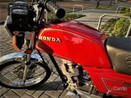 Relíquia - Honda ML 125 - 1983