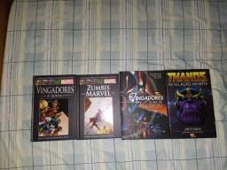 Quadrinhos Marvel e Dc (leia a descrição)