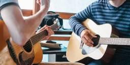 Toque em 1 mês a sua 1ª música no violão