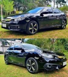 Honda Civic 2.0 Ex Flexone 2018