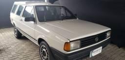 VW SAVEIRO 1.6 DIESEL 1989