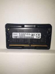Memória RAM 8GB R$ 350,00