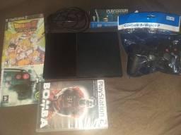 Vendo PlayStation2 aceito cartão 4x de 71$ facilito a entrega